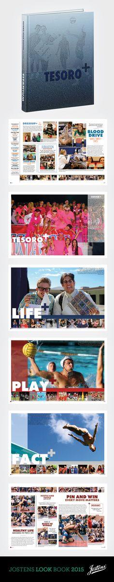 // TITANIUM, Tesoro High School, Las Flores [CA] #Jostens #LookBook2015 #Ybklove
