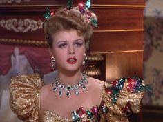 Angela Lansbury in The Harvey Girls (1946)