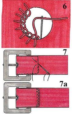 Как самостоятельно пошить пояс для одеждыpokroyka.ru-уроки кроя и шитья | pokroyka.ru-уроки кроя и шитья