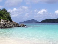 Coki Beach St. Thomas USVI