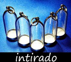Intirado Terrarium Dome Pendant Display Cases Diorama by Intirado
