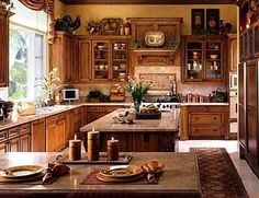 country kitchen designs | Country Kitchen Decor Ideas Dreaming Your Kitchen Design with Country ...