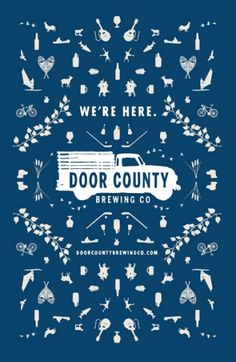 Door County Brewing Coming To Minnesota 3 31 Mybeerbuzz Com Bringing Good Beers Good People Together Brewing Co Door County Brewing