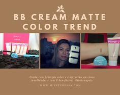 Mi interessa: Novo BB Cream Matte Color Trend da AVON oferece oi...