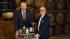 Trade concerns about alcohol health warnings on labels -  Trade concerns about alcohol health warnings on labels                   By Eve Rosato         BBC News NI                                                                                                     12 April 2018                                    Image copyright                  Darren KiddImage caption                                      Colin Neill of Hospitality Ulster with Jarlath Watson Finance Director Echlinville…