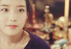 IU - Super Adorable GIFs | Beautiful Korean Artists
