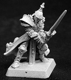 Reaper Miniatures (Andras, Knight Captain 14147) RPG 28mm Minis