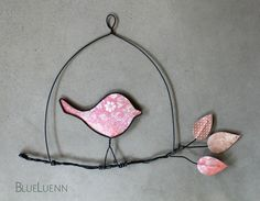 String Crafts, Wire Crafts, Resin Crafts, Mobiles, Tissue Paper Art, Wire Ornaments, Glass Birds, Wire Art, Metal Art