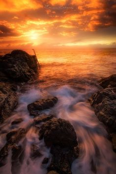 Eliecer Labory #sunset 500px amazing aww omg sky