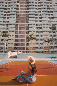 Choi Hung Estate, Hong Kong