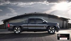 MSA Edition v2 2014 GMC Sierra.  Proposal rendering.