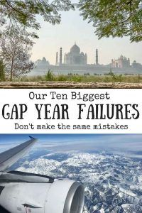 Our Ten Biggest Gap Year Mishaps Travel Advice, Travel Tips, Travel Hacks, Travel Articles, Travel With Kids, Family Travel, Travel Around The World, Around The Worlds, Solo Travel