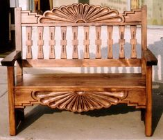 Spanish Colonial Benches