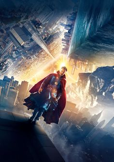 As we all saw back in November, Benedict Cumberbatch donned the title of Sorcerer Supreme in Doctor Strange. Well, he is due to return for a couple of Marvel movies, including next years, Avengers: Infinity War. Marvel Doctor Strange, Doctor Strange Poster, Doc Strange, Benedict Cumberbatch, New Movies, Movies Online, Imdb Movies, Dr Stephen Strange, Doctor Stranger Movie