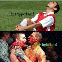bjj...  although I play soccer too so not hatin :)
