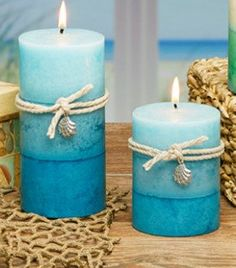 Set of Two Island Sky Scented Pillar Candles - One 3x4 and One 3x6 Deco Flair http://www.amazon.com/dp/B00X8UROEO/ref=cm_sw_r_pi_dp_8GlEvb0C4FVEY