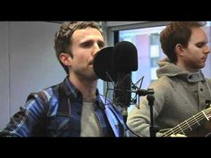 The Hoosiers - Giddy Up LIVE (Real Radio Band in the Boardroom)