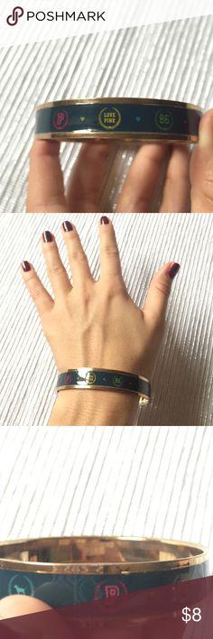 Victoria's Secret Pink Bracelet Round Bracelet PINK Victoria's Secret Jewelry Bracelets