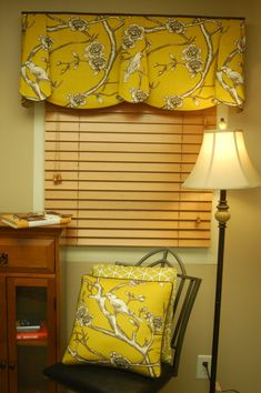 Window Valance Custom PEYTON Hidden Rod Pocket Valance fits 47- 66 window, made to order using your fabrics, my LABOR and lining via Etsy