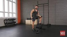 The 5-Minute Tabata Thruster