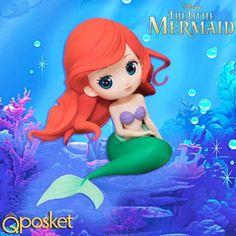 Q Posket Disney Characters Ariel 30,00€