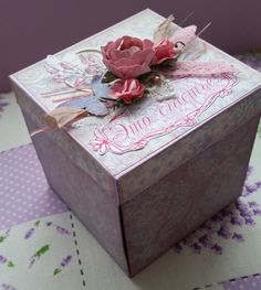 magic box. Alina Laverova