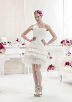 Collezione abiti da sposa #Colet 2012, abito da #sposa 63507