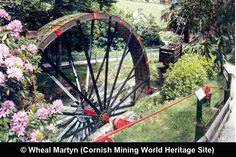 Wheal Martyn (Cornish Mining World Heritage Site)