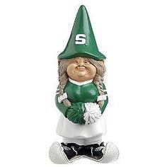 Michigan State University Girl Gnome