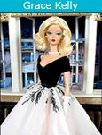 Grace Kelly Barbie!!! Of course!