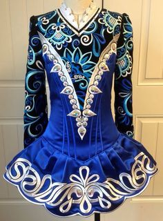 **Prime Dress Designs**Irish Dance Solo Dress Costume**