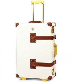 Steamline Luggage New Yorker Kate Spade stowaway suitcase