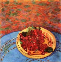 Pierre Bonnard - The Cherries ,1923