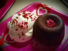 Pioneer Woman Molten Chocolate Lava Cakes (Recipe is in my Dessert/Snacks Category)