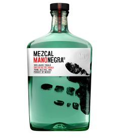 """""""Mezcal is the most ancient distilled spirit in America. It can be made of over 30 varietals of agave, most of them grown in the wild regions of Mexico. MN locates the best mezcal no matter how far or deep into wild we need to go to get it.The handprint on our bottle represents the hand of the master distiller, the hand of the worker and the hand of the seeker of true mezcal."""