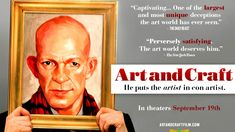 ART AND CRAFT Documentary Film (Mark Landis - 2014) An absolute delight.