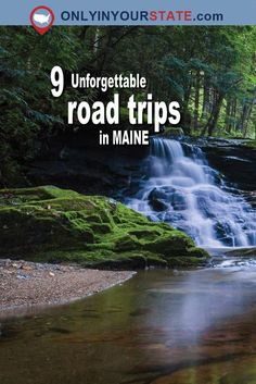 Travel | Maine | Road Trips | Getaways | Weekend Trips | Long Drives | Places To Visit | East Coast | New England