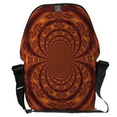 Fire Jeweled Scarab Mandala I SDL Bag 1 Messenger Bag
