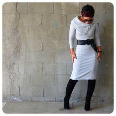 www.mimigstyle.com #DIY Dress