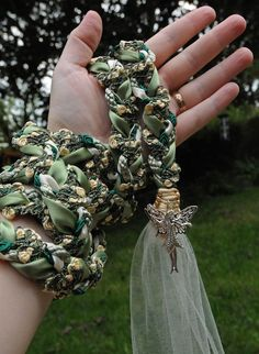 Perfect for renaissance weddings, why not incorporate a handfasting ceremony into your day? An ancient Celtic tradition, its a fantastic way of adding a little personal flair into your celebrations. Handfasting cords can be made to order, or purchased directly from stock. Get in contact if youd like to know more :-)