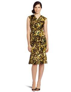 Anne Klein Women's Camo Print Dress « Clothing Impulse