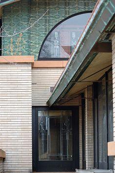Dana House - Frank Lloyd Wright