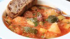 Summer Squash and Sausage Stew Allrecipes.com