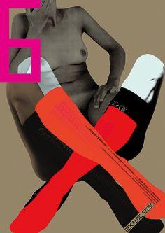 Ewa Wein Grrraphic Girrrls Curator: Ola Kot Biennial of Poster Bolivia BICeBé 2013
