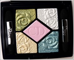 deliberating whether i need: dior garden pastels eyeshadow palette, limited edition for spring 2012
