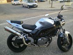 Suzuki Sv650n 2006