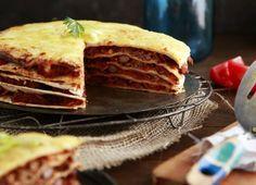 Healthy and delicious Mexican Lasagna especially for pregnant mamas - Healthy-Mexican-Lasagne-Recipe-via-The-Healthy-Mummy - Healthy Lasagna Recipes, Mexican Lasagna Recipes, Healthy Mummy Recipes, Lasagne Recipes, Easy Dinner Recipes, Beef Recipes, Cooking Recipes, Yummy Recipes, Recipies