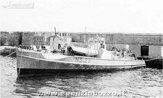 Navi da guerra | RN 24 - 1940 | MAS motosilurante | Regia Marina Italiana
