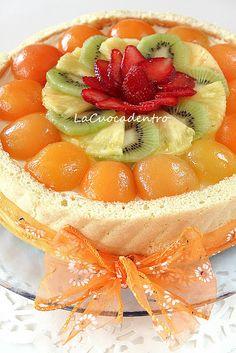 La Cuoca Dentro: Charlotte alla frutta