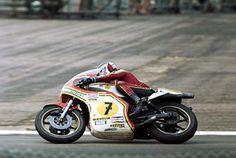 Legendary Bikes: Barry Sheene's Suzuki RG500 1976-77